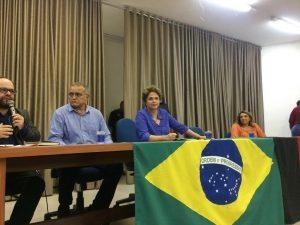 Na PB, Dilma ressalta parceria com Ricardo e ataca Temer e Aécio 1