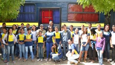 Educação Municipal recebe ônibus da PRF para aula interativa em Monteiro 6