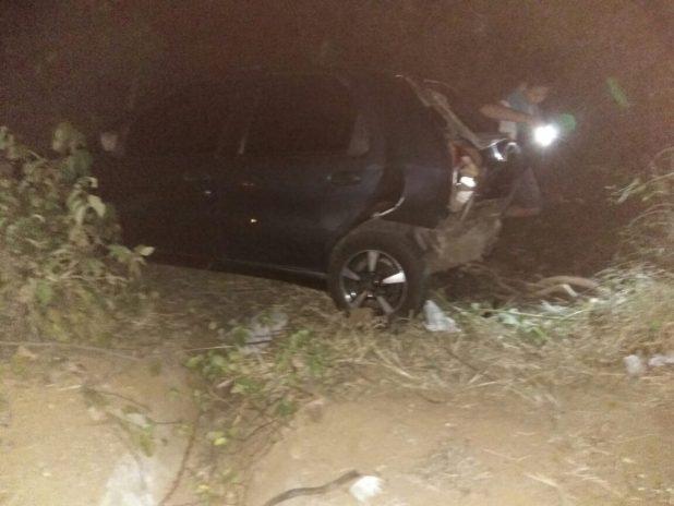 acidente-na-PB-264-1024x768 Exclusivo: Acidente entre dois carros uma moto e um cavalo deixa duas pessoas feridas emMonteiro