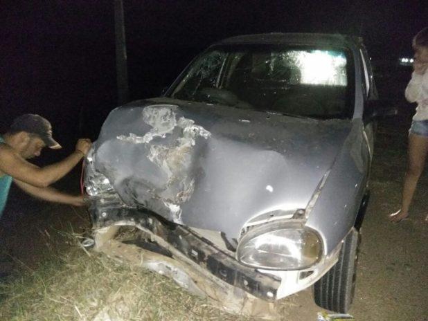 acidente-na-PB-264.jpg-02-1024x768 Exclusivo: Acidente entre dois carros uma moto e um cavalo deixa duas pessoas feridas emMonteiro