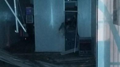 Bandidos explodem posto bancário e teto desaba em Taperoá, no Cariri paraibano 6
