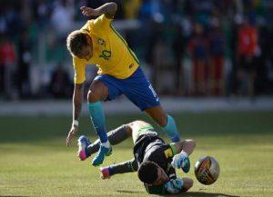 BRASIL-567x410-300x217 Brasil para no goleiro e fica no empate com a Bolívia na altitude de La Paz