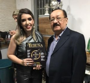 3-1-300x277 Prefeita Ana Lorena recebe diploma de destaque administrativo 2017