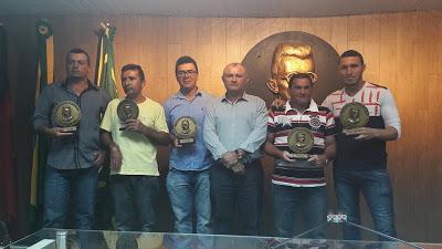 vereador-farias Vereador Farias participa em Campina Grande de homenagem a trabalhadores monteirenses da transposição