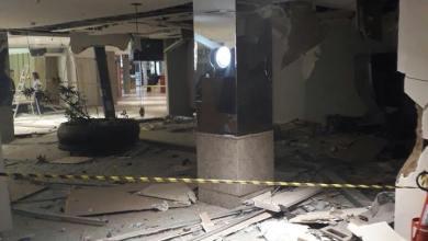 Grupo invade shopping, explode agência e faz reféns 3