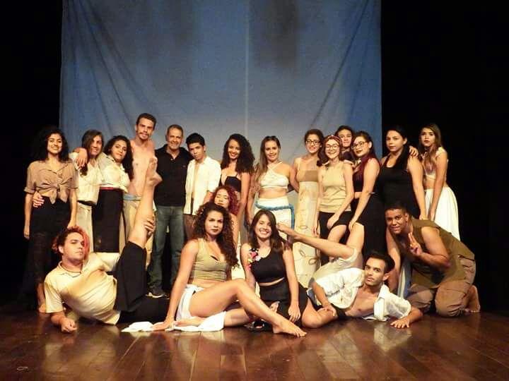 """Cultura """"Do Cais ao Sertão"""" marcou encerramento da Oficina de Dança Contemporânea em Monteiro"""