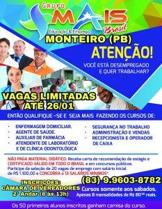 """PicsArt_01-22-01.36.23-233x300 Atenção MONTEIRO e Região: Você está Desempregado e quer trabalhar? O Projeto """"Seja Mais Brasil"""" tem a solução?"""