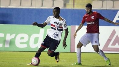 Tempestade em Barueri adia jogo entre São Paulo e Inter na Copa SP 5