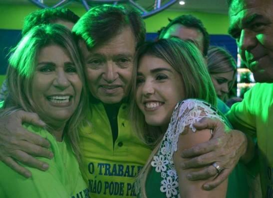 27459148_1317808065001071_7605818714896648212_n João Henrique reafirma candidatura a reeleição e lança Edna Henrique para deputada federal