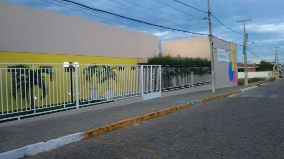 escola_tiradentes Rede Municipal de Ensino de Monteiro se prepara para início do ano letivo