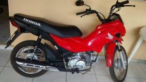 Moto é furtada em frente a estabelecimento comercial na cidade de Sumé 2