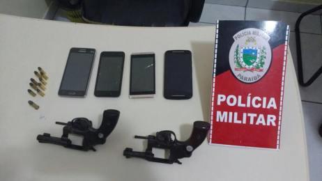 29249523_1325243157577546_8997204339178873846_n Policiais militares prendem responsáveis por assalto a fábrica de queijo de Monteiro