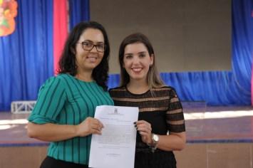 Lorena_Posse-Educação Prefeitura de Monteiro empossa aprovados em concurso público nesta terça e quarta-feira