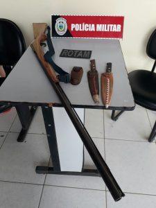 arma-de-fogo-225x300 Homem é preso após ser flagrado com espingarda na Zona Rural de Monteiro
