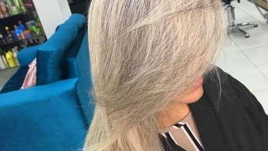 Rainha dos Platinados continua arrasando e dando o tom para os seus cabelos em GALEGA- O SHOPPING DA BELEZA 8