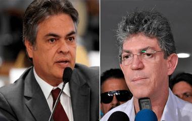 """23-04-2018.214956_asauna Cássio: """"Até semana passada o governador estava adulando Lucélio e Luciano"""""""