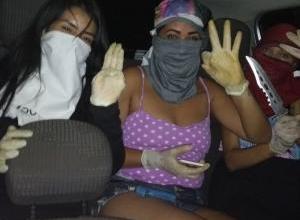 'Musa do Tráfico' é presa após ser deportada 7