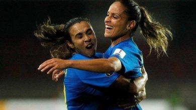 Brasil vence a Colômbia por 3 a 0 e conquista a Copa América de futebol feminino 2