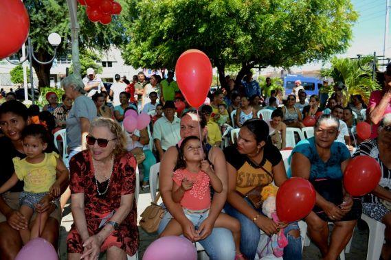 maes_festa Prefeitura de Monteiro reúne centenas de mulheres para comemorar o Dia das Mães