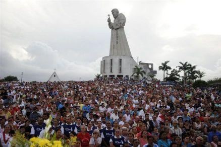 romaria_frei_damiao Romaria de Frei de Damião em Guarabira deve atrair mais de 20 mil pessoas