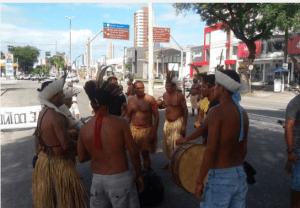 www-300x208 Em protesto, Índios Potiguaras bloqueiam avenidas Epitácio Pessoa e Ruy Carneiro em João Pesso