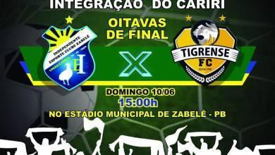 Em Zabelê: Copa Cariri de Futebol 2018. 3