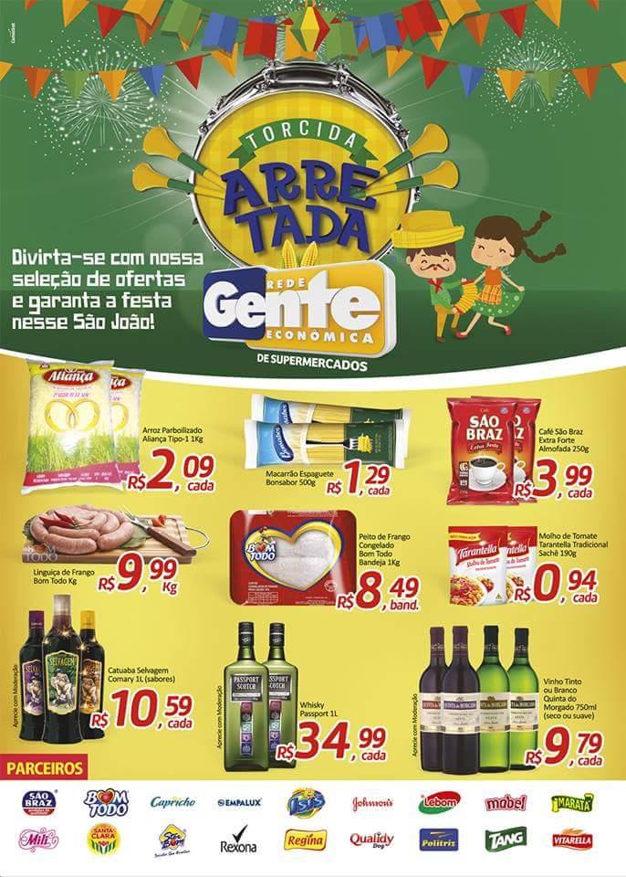 FB_IMG_1530277599245 Bom Demais Supermercados está com uma Seleção de Ofertas