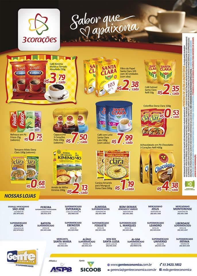 FB_IMG_1530277667940 Bom Demais Supermercados está com uma Seleção de Ofertas