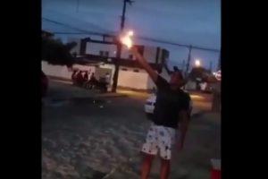 cree-300x200 Após ser presa em casa com arsenal, mulher é recebida com festa e fogos em João Pessoa