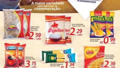 Confira as Promoções do Bom Demais Supermercados, PAIZÃO FELIZ DA VIDA 1