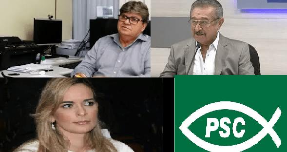 JAD Análise: Sucessão envolvendo PSC, Daniela, Azevedo, Luciano e Maranhão