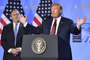 TRUMP-300x200 Trump diz que países da Otan vão aumentar gastos, mas aliados não confirmam