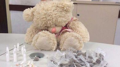 Casal é preso com droga escondida dentro de ursinho de pelúcia em Campina Grande 3