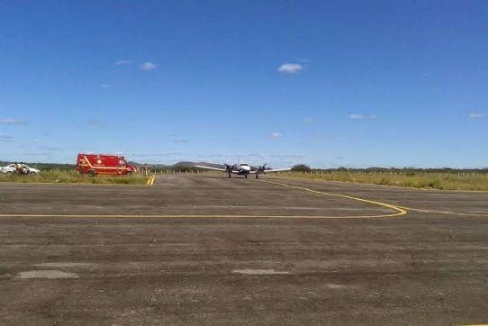 monteiro_campo_aviacao MPFPB investiga suposta irregularidades no  campo de aviação de Monteiro