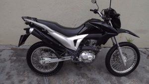 moto-apreendida-300x169 Operação Cidade Segura apreende moto roubada em Monteiro