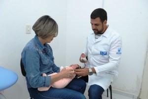 Pioneiro na região, CER II oferece teste gratuito da orelhinha em Monteiro 1