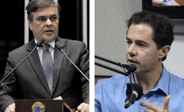 Ibope para o Senado: Cássio tem 41%; Veneziano 33%; e Couto 22% 7