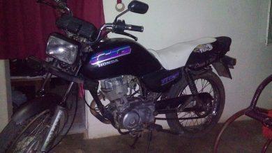 Mais uma motocicleta é furtada no Centro de Monteiro 5