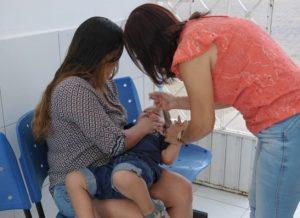timthumb-47-300x218 Dia D de vacinação contra pólio e sarampo atinge 45% do público-alvo em Monteiro