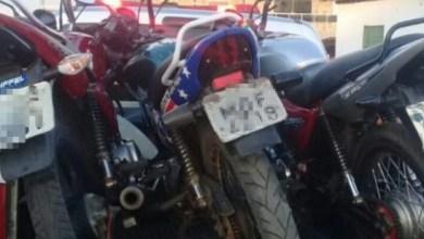 Polícia apreende motos por direção perigosa e adulteração de placa no Cariri 7