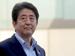Abe-Oblivion-1-300x222 Shinzo Abe é reeleito no Partido Liberal Democrata