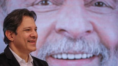 Associado diretamente a Lula, Haddad soma 22% e ultrapassa Bolsonaro 4
