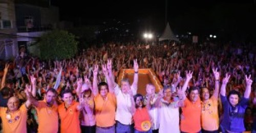 João-Azevêdo-2 João faz caravana do Cariri e encerra com um grande comício em Monteiro