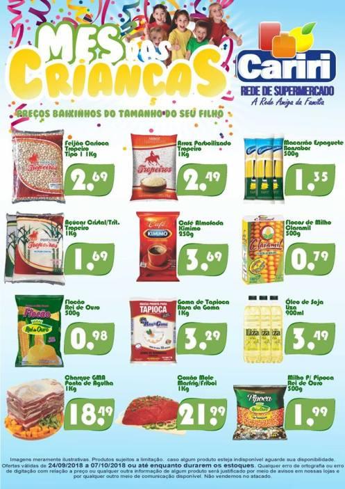 M1 Chegou....chegou! Novo encarte Confira as ofertas do Malves Supermercados em Monteiro
