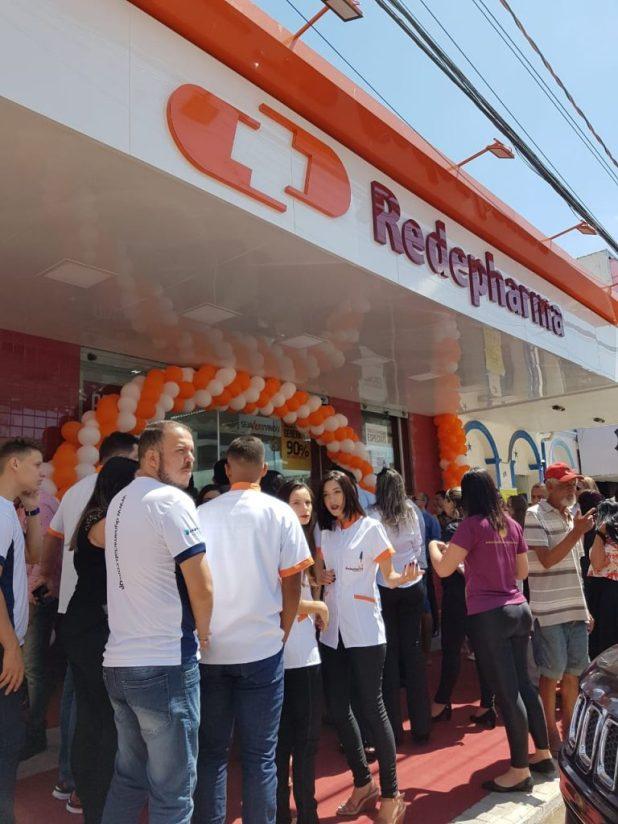 bca769e4-10ec-4339-9b92-0500fba9db47-768x1024 Inauguração da Redepharma em Monteiro
