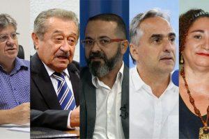candidatos_2-300x200 Candidatos ao Governo do Estado gravam guia eleitoral nesta terça-feira
