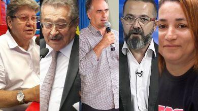 João lidera pesquisa estimulada com 28% dos votos, seguido por Maranhão com 22% e Lucélio com 21% 4