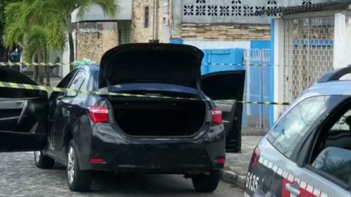 carroassalto Carro blindado que transportava malotes de dinheiro é alvo de assalto na PB