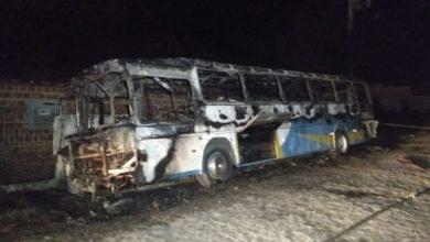 INSEGURANÇA: Ônibus incendiado e arrastão na UFPB marcam noite de quarta na capital 4