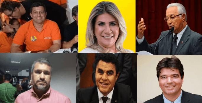 DF Veja quem são os 12 deputados federais mais novos e mais antigos eleitos na PB